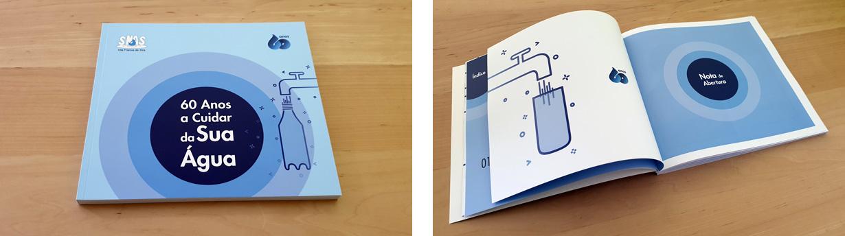 Livro comemorativo SMAS 1