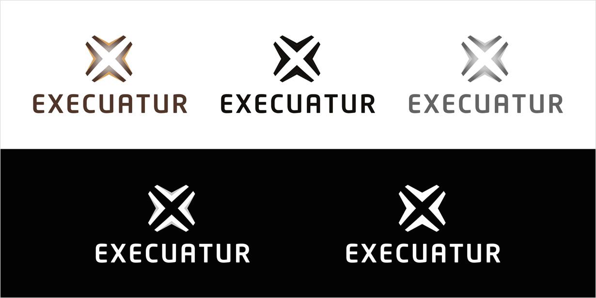 Identidade corporativa Execuatur 5
