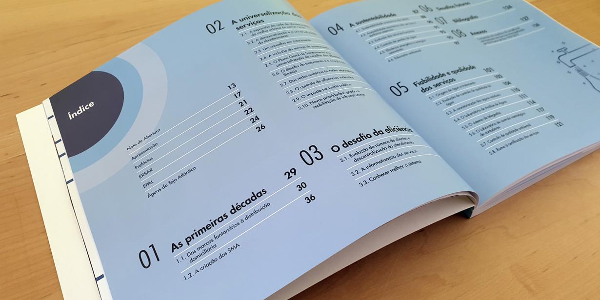 Livro comemorativo SMAS 2
