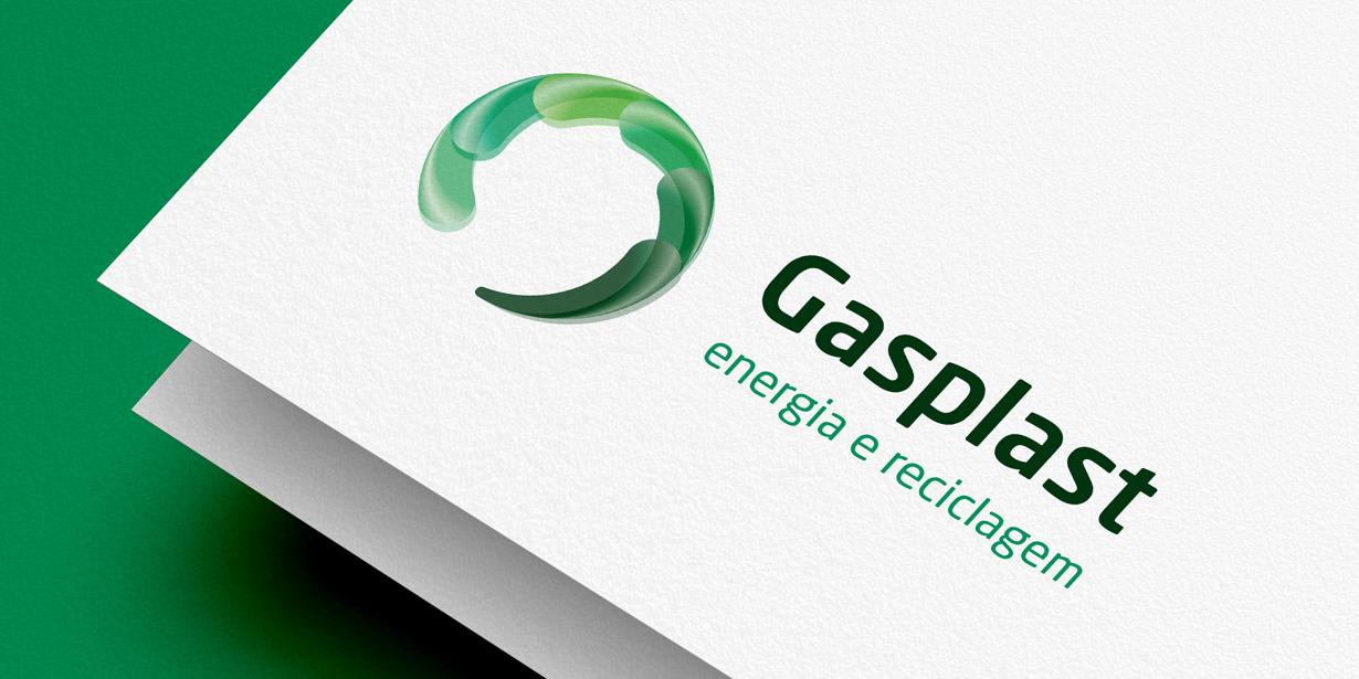 Logótipo Gasplast 1