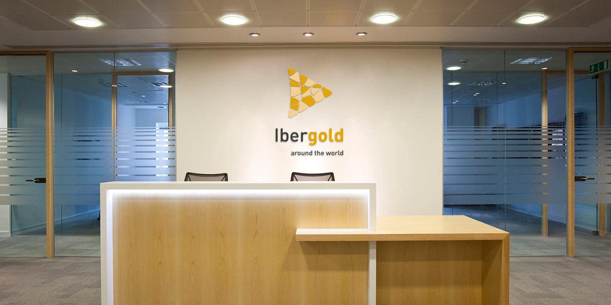 Logótipo IberGold 2
