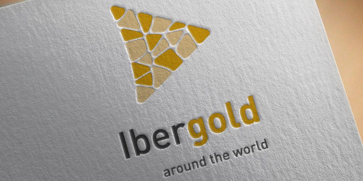 Logótipo IberGold 1