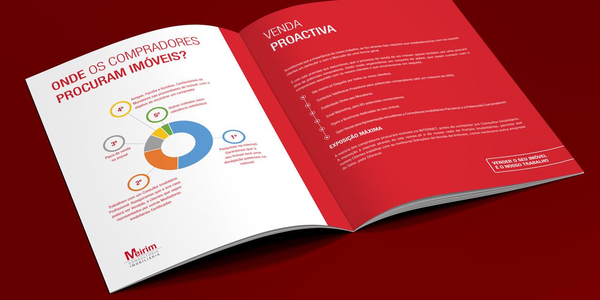 Brochura imobiliária 1