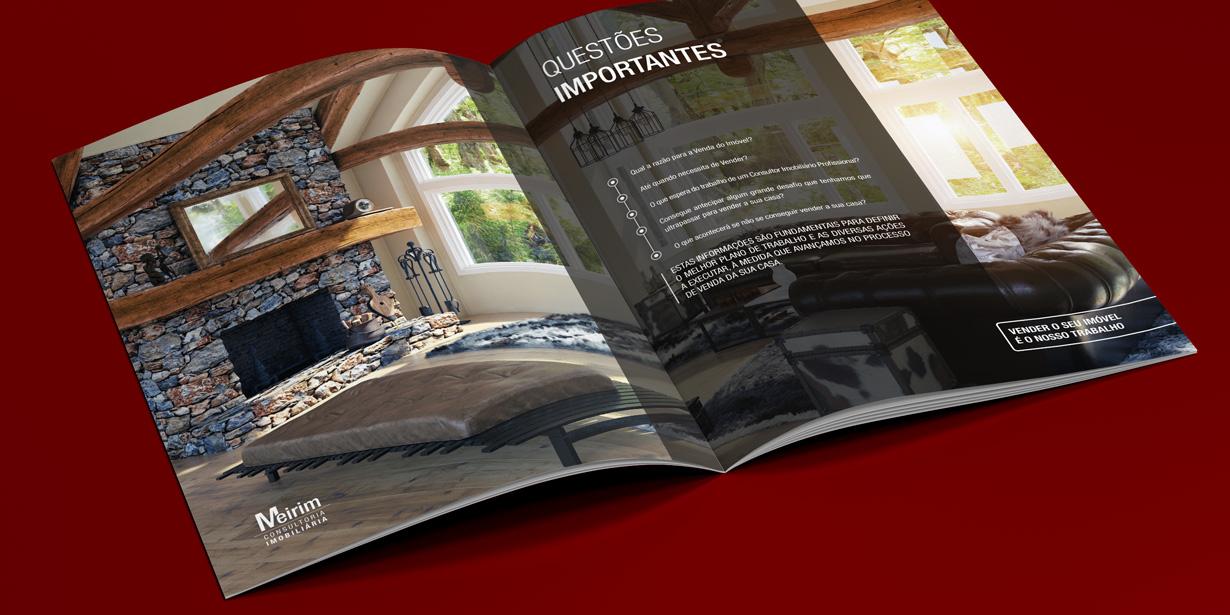 Brochura imobiliária 3