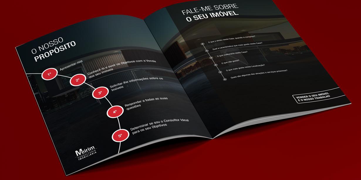 Brochura imobiliária 5