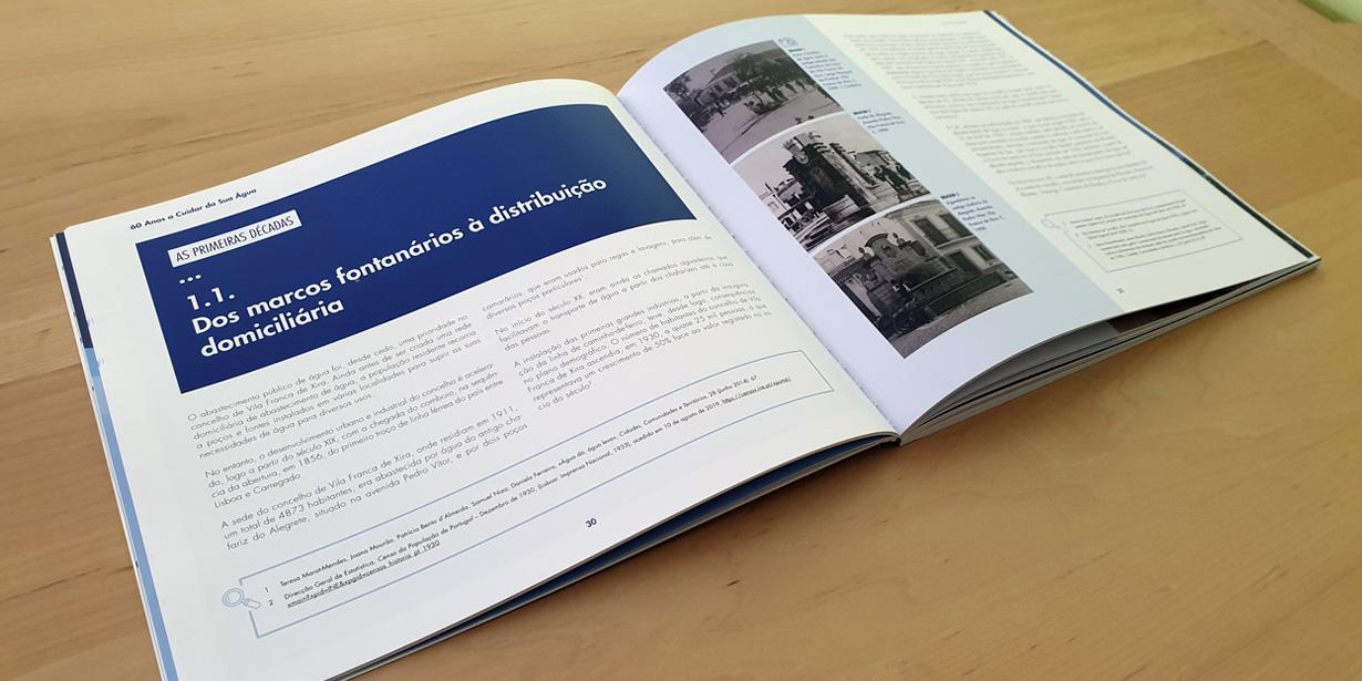 Livro comemorativo SMAS 3