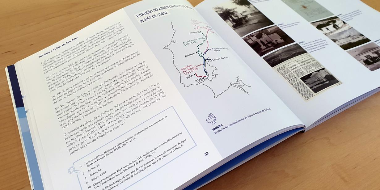 Livro comemorativo SMAS 5