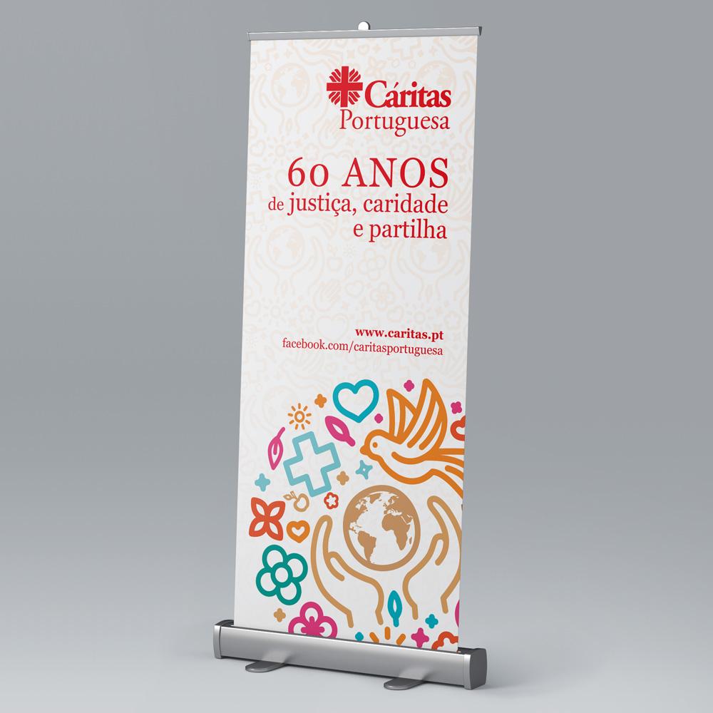 Evento comemorativo Cáritas